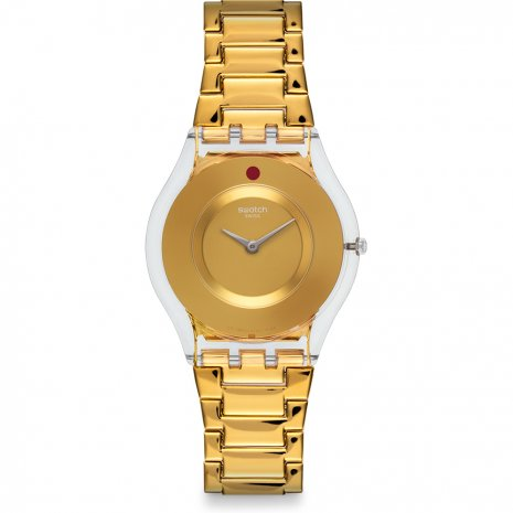 Swatch Punto Rosso watch
