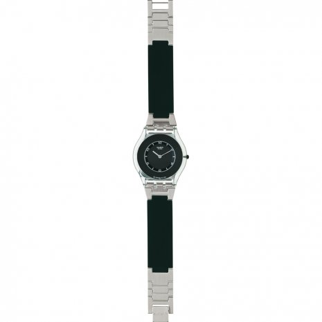 Swatch Pure Black watch