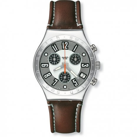 Swatch Rally Track watch