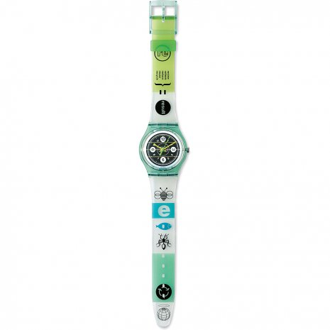 Swatch Recharge watch