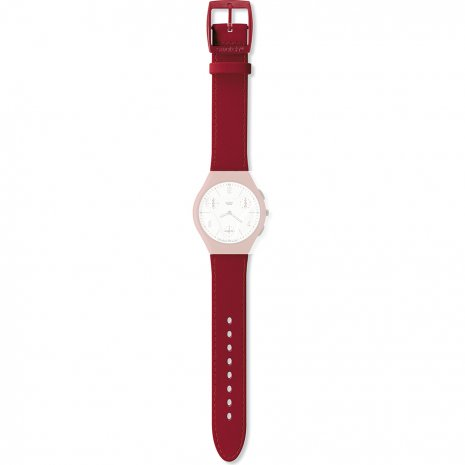 Swatch SUYR100 Red Illusion Strap