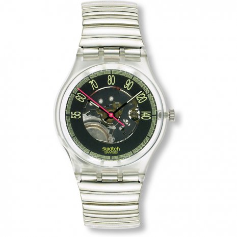 Swatch Red Line watch