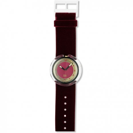 Swatch Red Velvet watch