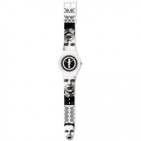 Swatch Reflecting Time watch