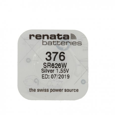 Swatch Renata Battery 376 Accessory