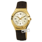 watch Gold Quartz Swiss