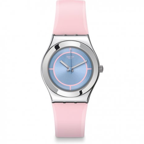 Swatch Rose Punch watch