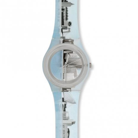 Limited edition quartz watch Spring Summer Collection Swatch