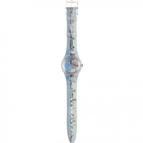 Swatch Rotterdam Access watch