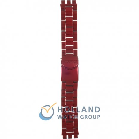 Swatch SVCR1000AG Red Ruby Brilliance Strap
