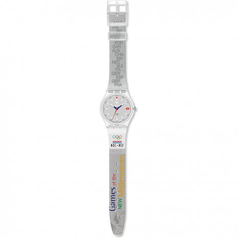 Swatch Run After Netherlands watch