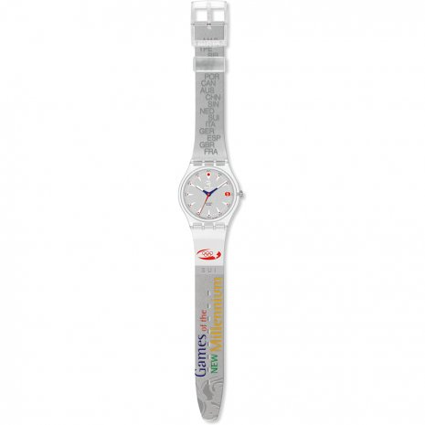 Swatch Run After Switzerland watch