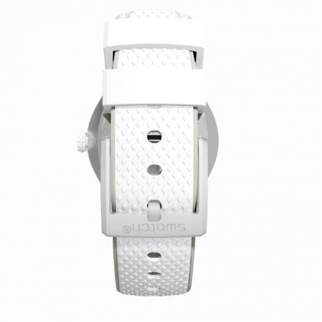 Ultra-Lightweight Aluminum and Hard Plastic Watch Spring Summer Collection Swatch