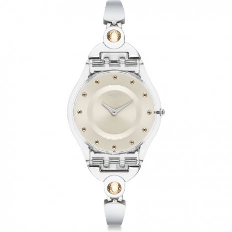 Swatch Salmon Pearls watch