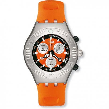 Swatch Satsuma watch