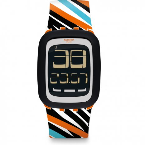 Swatch Scratch The Touch watch