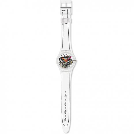 Swatch Scribble watch