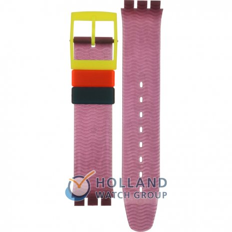 Swatch SDN103 Spray Up Strap