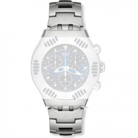 Swatch YBS4004AG Sea Counter Strap