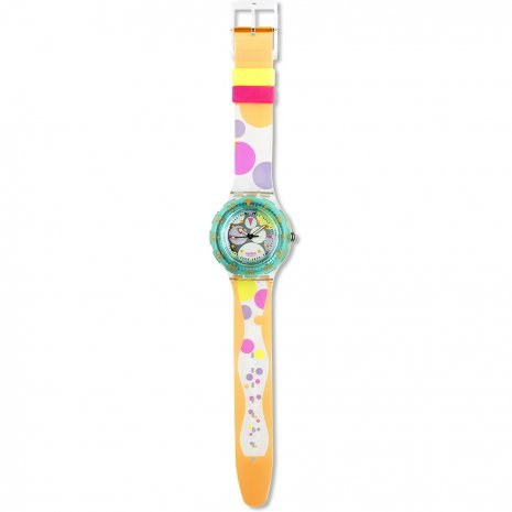 Swatch Sea Grapes watch