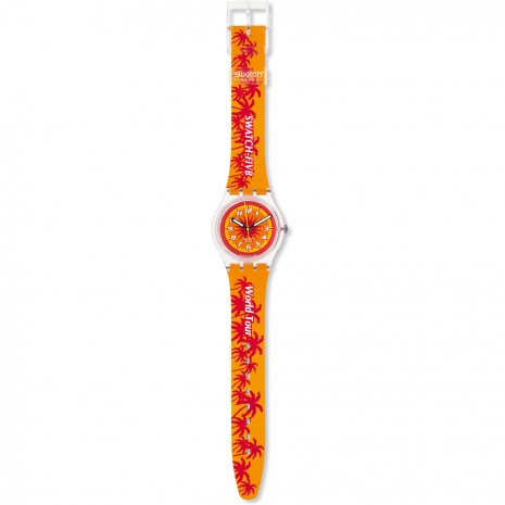 Swatch Sea Sun And Beach watch