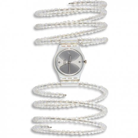Swatch Serpents Of Pearls White watch