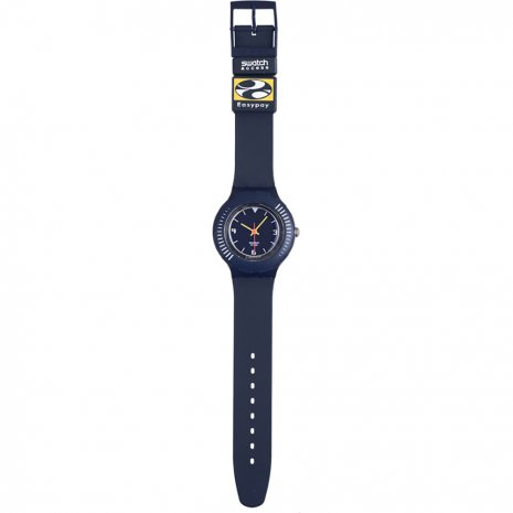Swatch Shell Easypay watch