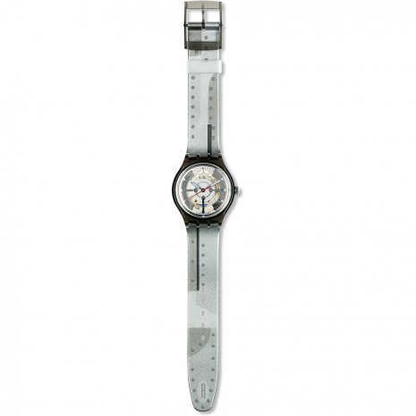Swatch Silver Baron watch
