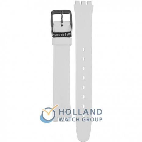 Swatch YSS296 Silver Keeper Strap