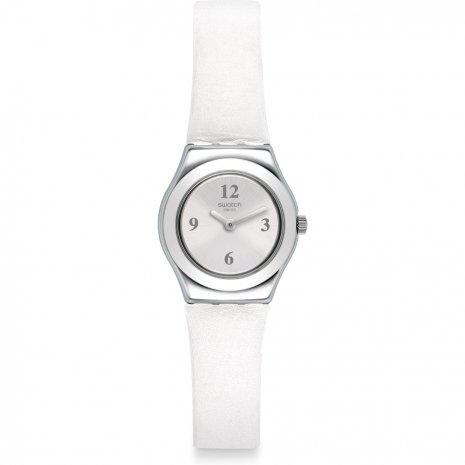 Swatch Silver Keeper watch