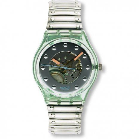 Swatch Silver Rivet watch