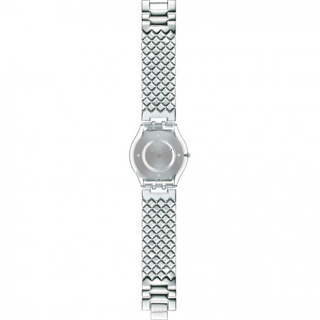 Swatch Silver Scales Small watch