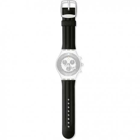 Swatch YBS4002 Sine Curve Strap