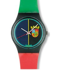 MGB111 Sir Swatch