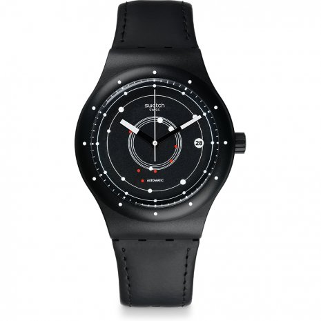 Swatch Sistem Black watch