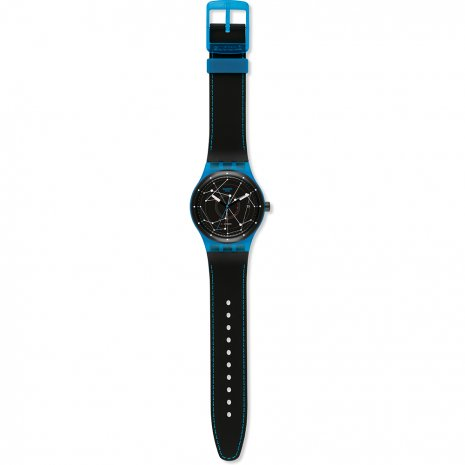 watch blue Automatic
