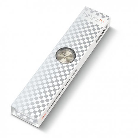Swiss Made steel automatic watch Fall Winter Collection Swatch