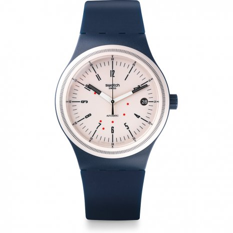 Swatch Sistem Navy watch