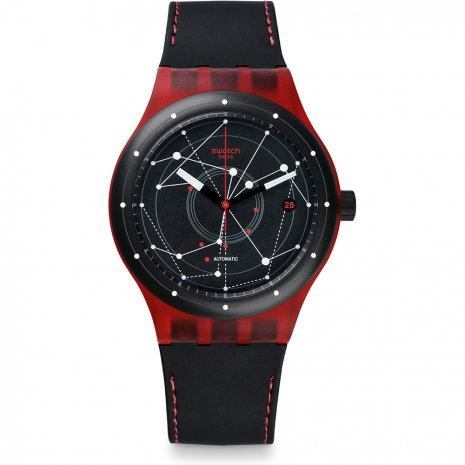 Swatch Sistem Red watch