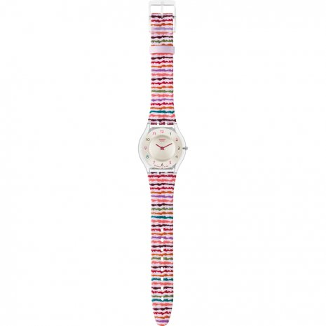 Swatch Sliding waves watch