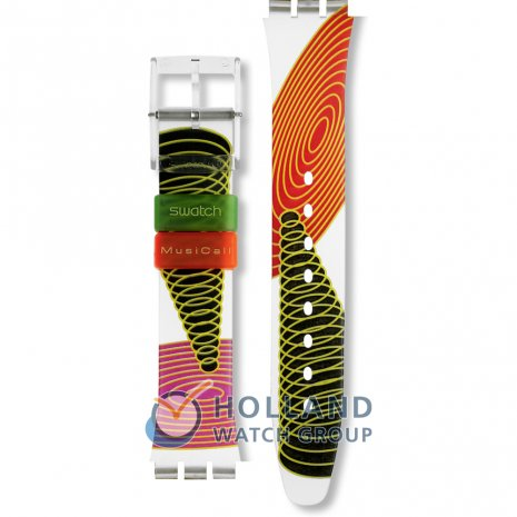 Swatch SLJ100 Tambour Strap