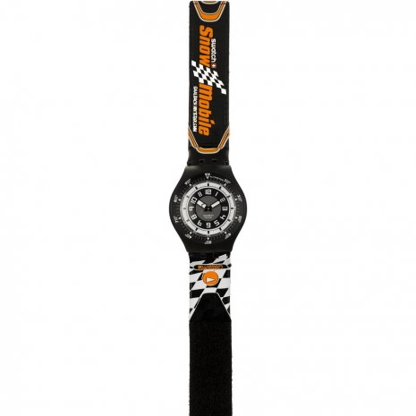 Swatch Snow Mobile 2007 VIP watch