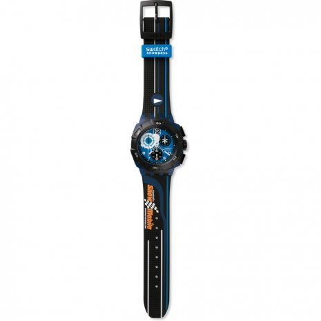 Swatch Snow Mobile 2008 watch