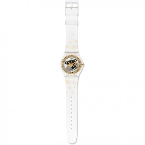 Swatch Snow Your Time Away watch