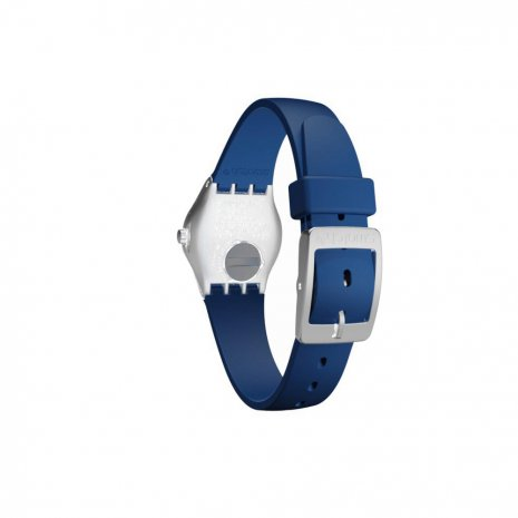 Blue & Silver Irony Ladies Watch Fall Winter Collection Swatch