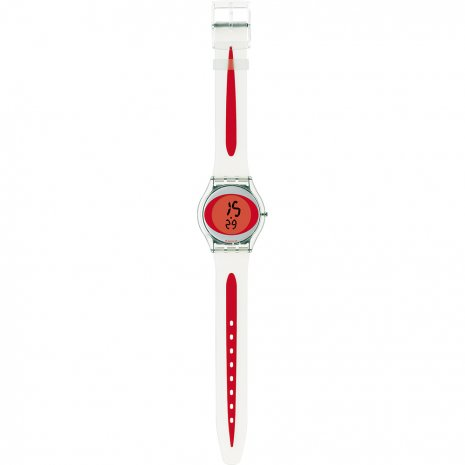 Swatch Space Cherry watch