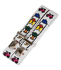 SUSPENDERS Space People Suspenders 42mm