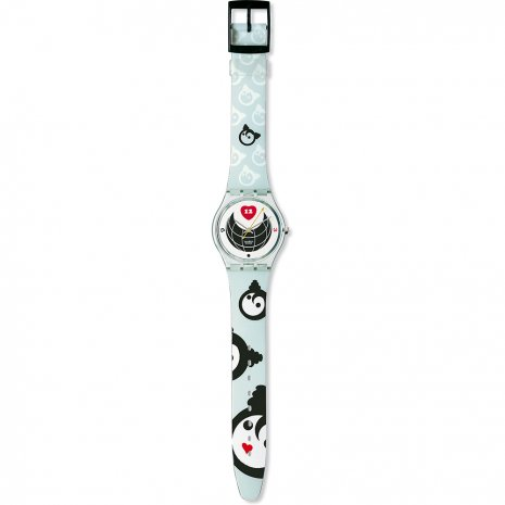 Swatch Space Sheep watch