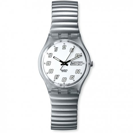 Swatch Space Track watch