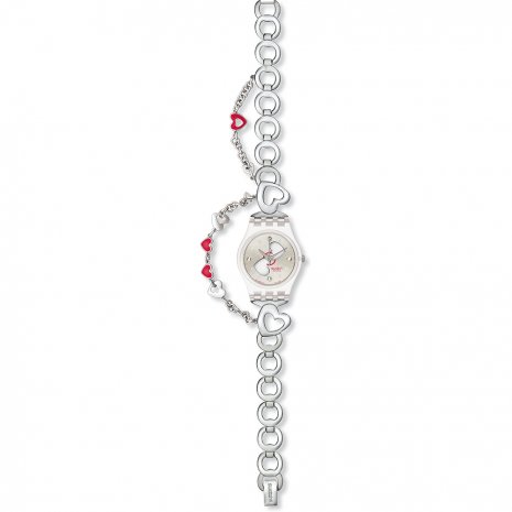 Swatch Sparkling Love watch